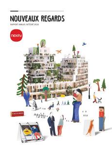 """Couverture - """"Rapport annuel intégré 2018"""""""